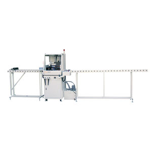 rotary blade cutting system / sample / automatic