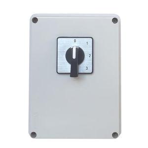 single-phase speed controller / asynchronous / analog / potentiometer