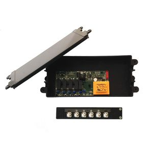 control system with mechanical keyboard / humidity / temperature