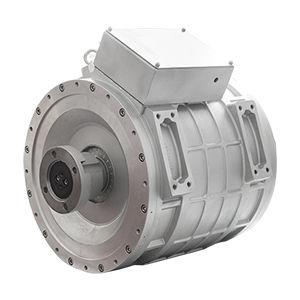 DC voltage alternator