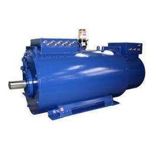 wind turbine alternator / three-phase / 4-pole / for power generation