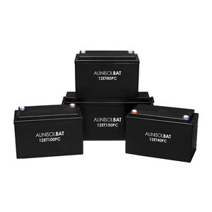 12 V battery / lead-carbon / deep cycle / for UPS