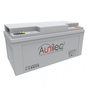 12 V battery / lead-carbon / rectangular / deep cycle