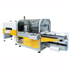 shrink packer side-sealer / automatic / servo-driven / continuous