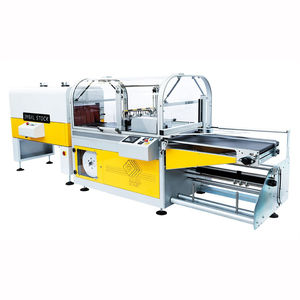 side-sealer shrink wrapping machine