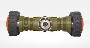 inspection UGV / IP65 / monitoring / reconnaissance