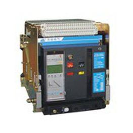 low-voltage circuit breaker / three-phase / AC / manual reset