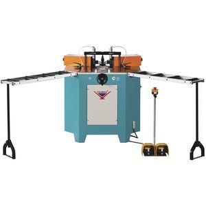 aluminum profile corner crimping machine