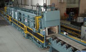 curing furnace / sintering / carburizing / brazing