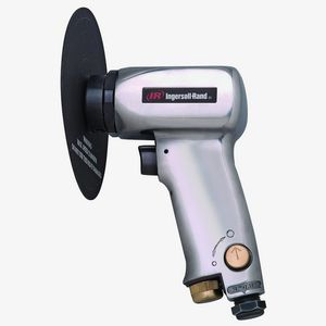 pneumatic sander / disc / high-speed