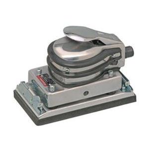 orbital sander / pneumatic / for wood / high-speed