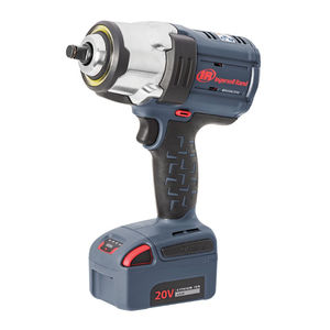 electric impact wrench / cordless / pistol / angle/torque