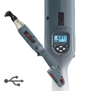 cordless torque wrench / angle/torque