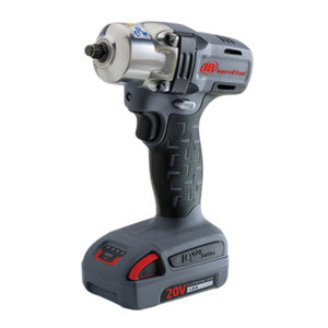 cordless impact wrench / for the automotive industry / pistol