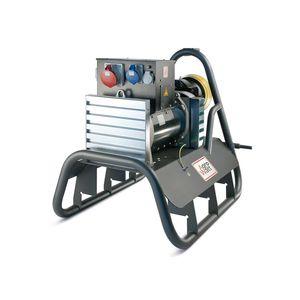brushless PTO alternator