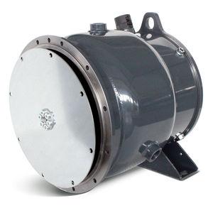 liquid-cooled alternator