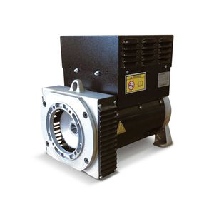 three-phase alternator / 2-pole / low-voltage / for lighting