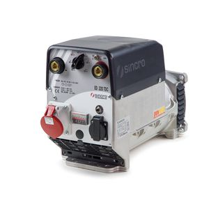 SMAW welding generator