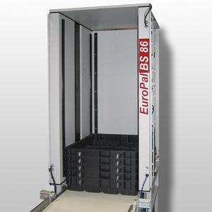 modular stacking-unstacking machine