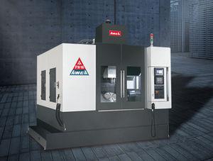 3-axis machining center / vertical / bridge / high-speed