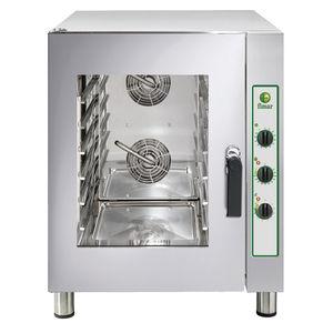 rack bakery oven / baked goods / pizza / cake