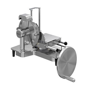 ham slicing machine / automatic / vertical