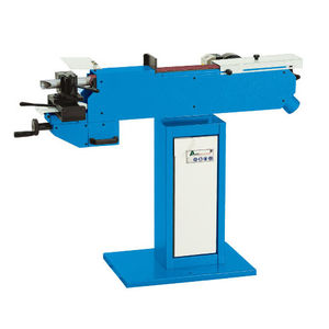 pipe notching machine / variable-angle / manual / grinding