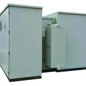 LV transformer station / HV / exterior / for PV applications