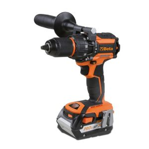 battery-powered drill