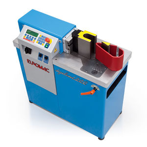 hydraulic bending machine / profile / CNC / horizontal