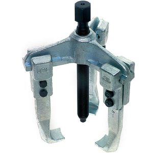 manual bearing puller / three-arm / self-centering