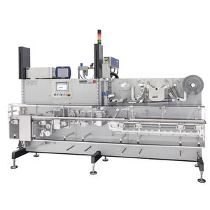 3-seal bagging machine / horizontal / flow-pack / for the food industry