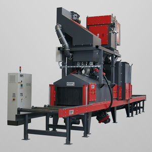 roller shot blasting machine