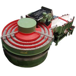 grinding vibratory finishing machine