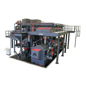 manual shot blasting machine