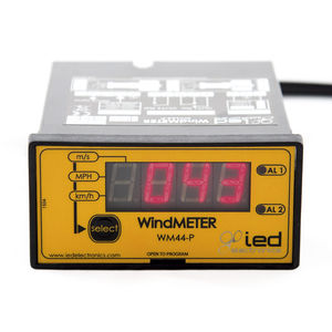 wind speed indicator