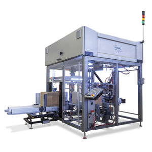 top-loading case packer / automatic / food / cheese