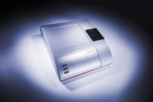 light scattering analyzer / particle / for particle size analysis / dispersion