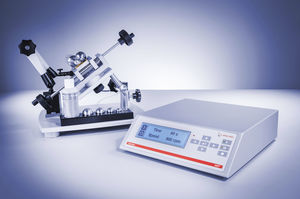 coating thickness measuring system / optical / for industrial applications / high-precision