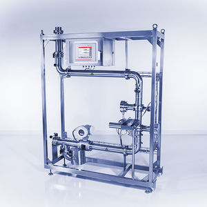 online analyzer / beverage / modular / for quality control