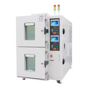 humidity and temperature test chamber / calorimetric / solar simulation / environmental