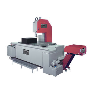 band saw / for steel / for aluminum / for non-ferrous metals