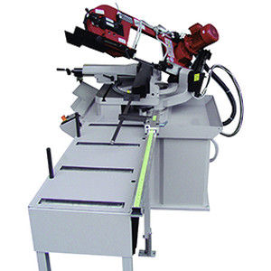 band saw / miter / for steel / for plastics