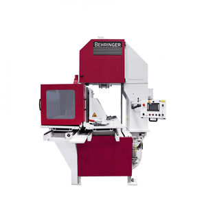 band sawing machine / for aluminum / high-accuracy