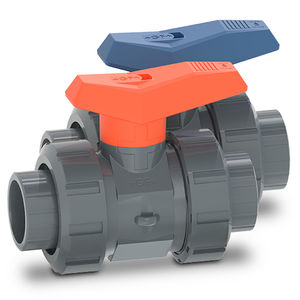 ball valve / manual / for water / threaded
