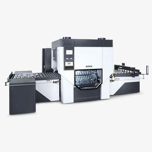 precision leveling machine