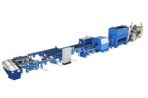 sheet metal punching and bending center