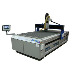 3-axis CNC milling machine / vertical / gantry / with fixed table