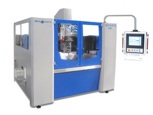 water-jet cutting machine / for ceramics / textile / for composite materials