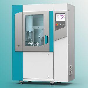 5-axis CNC milling machine / universal / dental / for titanium